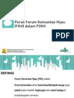 Kegiatan FKH-Peta Komunitas Hijau_2017
