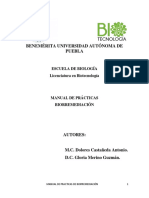 Manual de Practicas Biorremediación