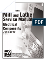 Haas Service Manuals | Power Supply | Electrical Connector on