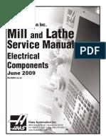 Haas Service Manuals