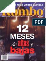 REVISTA RUMBO- 185