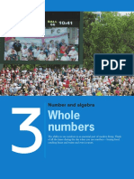 Chapter 3 - Whole Numbers