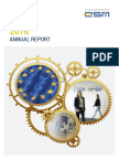 European Stability Mechanism - annual report 2016
