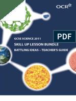 72968 Lesson Bundle Battling Ideas Teachers Guide