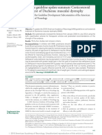 Practice Guideline Update Summary Corticosteroid Treatment of Duchenne Muscular Dystrophy