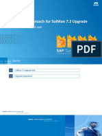 02 - Prerequisites - SolMan 7.2 Upgrade v0.2
