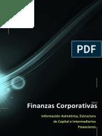 Información Asimétrica Estructura de Capital e