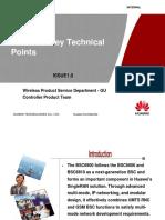 BSC6900 Key Technical Points 20100208 a V1.0