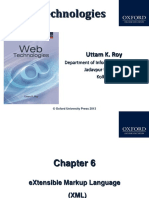 355 33 Powerpoint-slides Chapter6(XML)
