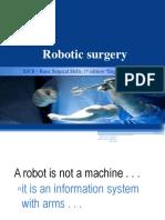 Chirurgie-robotica 2
