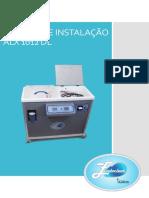 Manual de Instalação Alx 1012 Dl