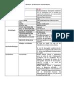Matriz de Obtención de Información de Antecedentes