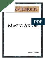 Storm Knights Magic