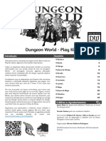 Manual de Classes Para Dungeon World A4 v1