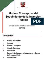 1. Taller de Seguimiento de la Inversion Publica