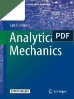 Analytical Mechanics [2017]