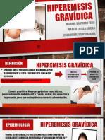Hiperemesis Gravídica. Expo