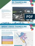 GL70 Brent Cross Thameslink A1 All Boards P12 LR