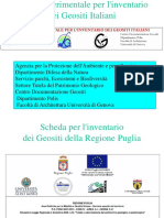 Scheda Regione Puglia