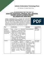 Advt for IIIT Pune(4)