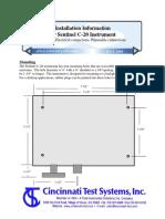 SENTINEL C20.pdf