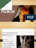 Charla Cancer Pulmonar