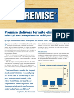 Premise Delivers Termite Elimination