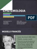 Nova Epistemologia - Pensamento Francês, Estruturalismo e Teorias da Complexidade