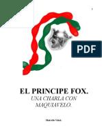 El Principe Fox Libro