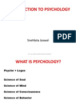 Hul211-Introduction to Psychology