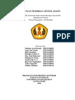 Cover Dan Daftar Isi Pendirian Apotek