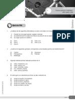 Guía Práctica 18 Procesos Químicos y Materiales I Vidrio, Papel y Cobre