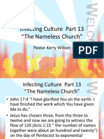 Infecting Culture Part 13