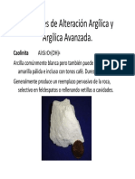 Argilica_Avanzada-Minerales