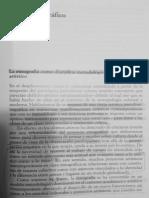 GUASCH, Ana Maria. El giro etnográfico. In- El arte en la era de lo global (1989-2015). Madrid- Alianza Forma, 2016. pp. 229-254