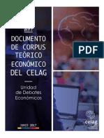 Documento de Corpus Teórico de CELAG