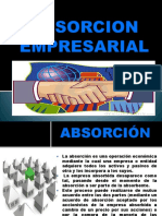 ABSORCION EMPRESARIAL