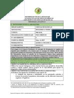 P.E.A. Bioquimica I Lab. Clínico Abril-sept 2017