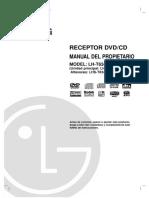 Lg Dvd Lh-t6345d Spa