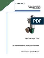 Frame 7fa Stop Ratio Valve