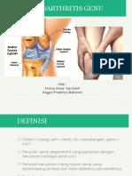 Osteoartritis Genu