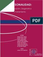 Personalidad. Exploración Diagnóstico y Tratamiento