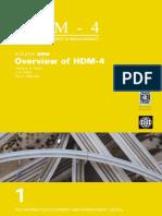 Manual HDM 4 Volume 1