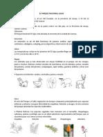 PARQUES NACIONALES DEL ECUADOR.docx
