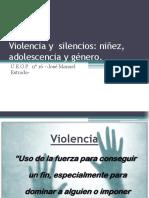 """""""Silencio y Violencia"""