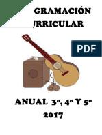 Prog. Anual Arte 2017