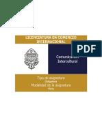 Programa de Comunicación Intercultural