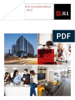Jll Australian Student Accommodation Market Update 2015