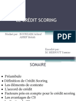 Crédit Scoring