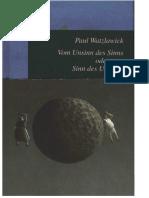 Paul WATZLAWICK - Vom Unsinn des Sinns.pdf